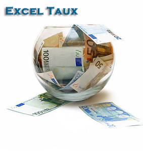 Excel-taux